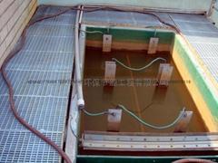 高濃度廢水電凝聚電氣浮電氧化設備