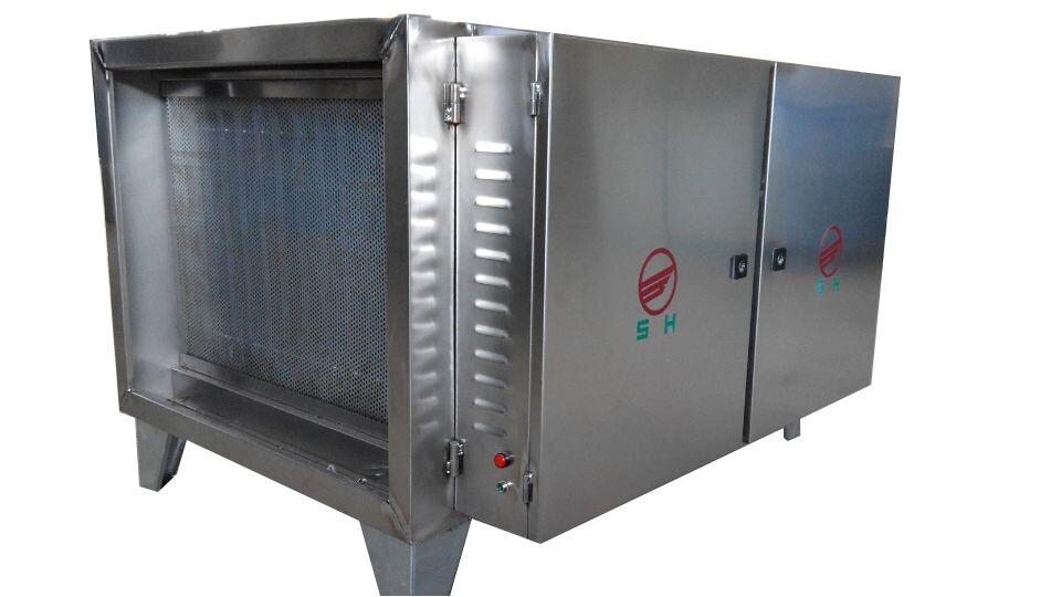 商用高效油煙淨化器 1