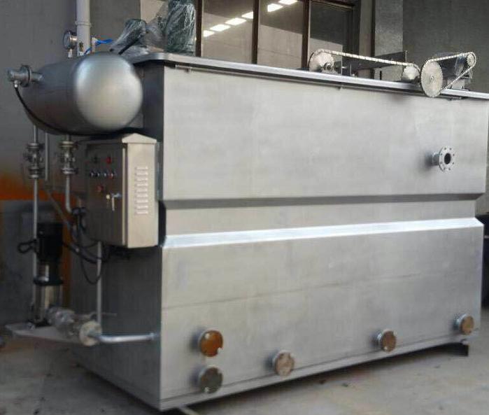 氣浮隔油池 1