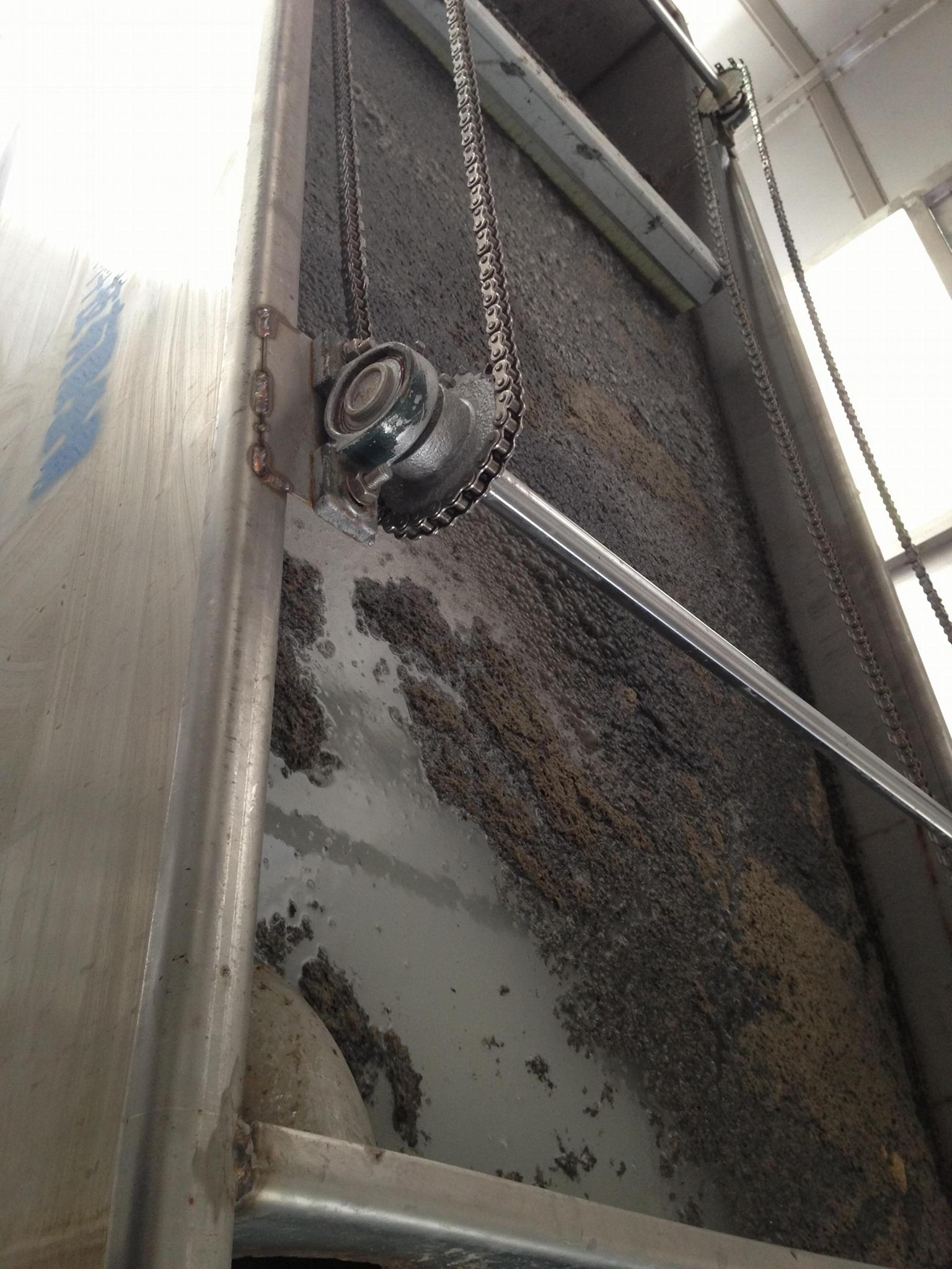 全自動除渣除油電加熱油水分離設備 2