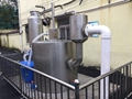全自动除渣除油电加热油水分离设备 1