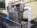 全自動除渣除油電加熱油水分離設