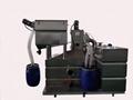全自动除渣除油电加热油水分离设备