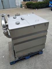 不锈钢地下室污水提升器