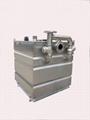 不锈钢地下室污水提升器 2