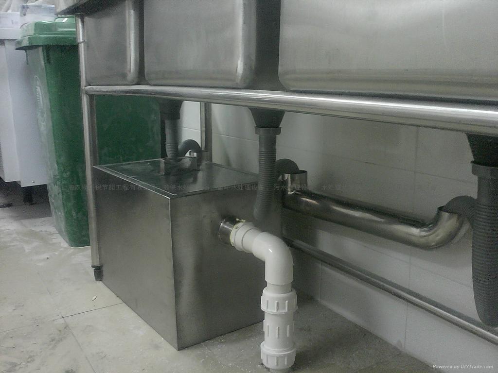 餐厨油水分离器