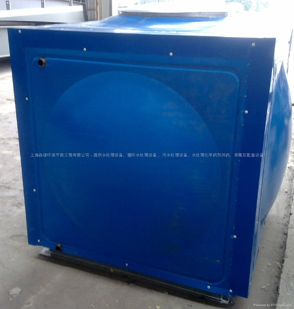 不鏽鋼組合膨脹水箱 2
