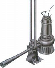 液下射流式曝气机