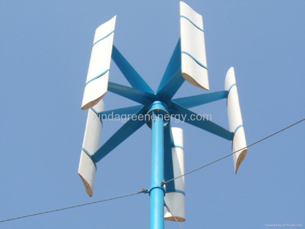 Horizontal Wind Turbine Design Pdf