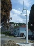 2kw Variable Pitch Wind Turbine Generator