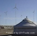 10kw Horizontal Wind Turbine Generator
