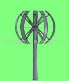 10KW Vertical Axis Wind Permanent Magnet Turbine / Generator-Maglev 1