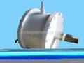 3kW Horizontal Permanent Magnet wind