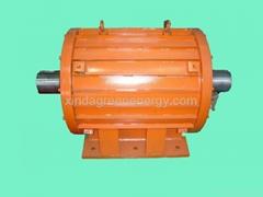 Wind Turbine(Vertical, Horizontal)Permanent Magnet Generator/Alternator(50kw)