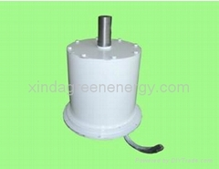 10kW Vertical Permanent Magnet wind Generator