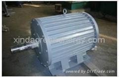 200kW Vertical Permanent Magnet wind Generator