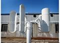 300w vertical wind turbine generator/