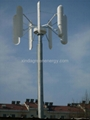 5kw vertical wind turbine generator/