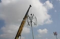 5kw Vertical Axis Maglev Wind Power Generator