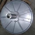 2kw 150rpm axial flux permanent magnet