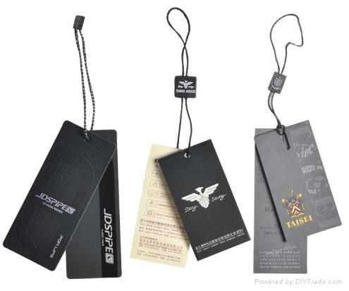 Custom Garment Hang Tag Printing 1