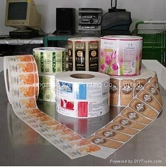 Cosmetic Labels Printing