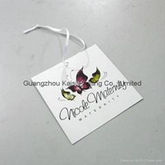 Custom Garment Hang Tag