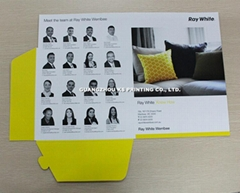 Custom Presentation Folders Printing A4 Folders with Pockets