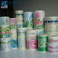 Paper adhesive labels stickers
