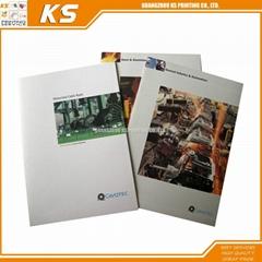 Custom catalogs and magazines printed