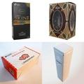 Custom paper packaging boxes printing
