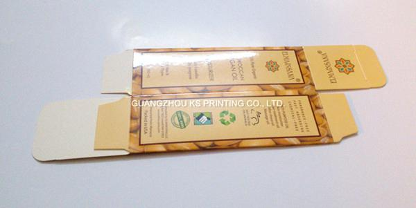 Paper boxes customized color printing