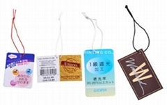 Custom Hang Tags Printing for Garment Clothing