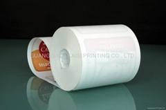 Custom Thermal Cash Register Paper Rolls Printing