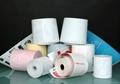 Custom thermal paper on rolls printing for cash register using