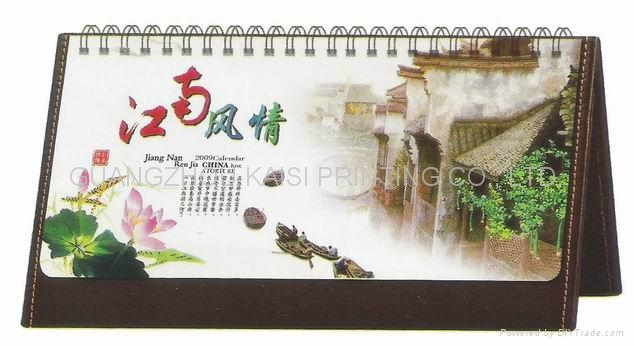 Custom wall/desk calendars printing services 3