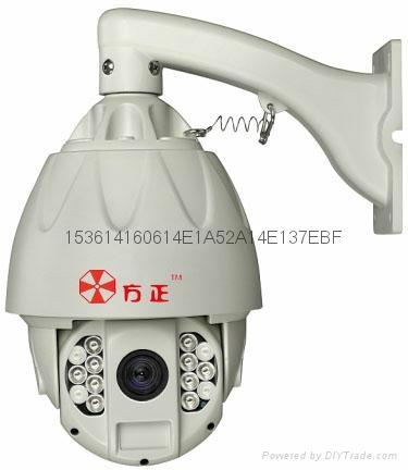 方正监控摄像机,红外摄像机,选择方正,帮你解决一切技术 1