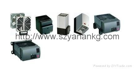 电柜风扇加热器 2
