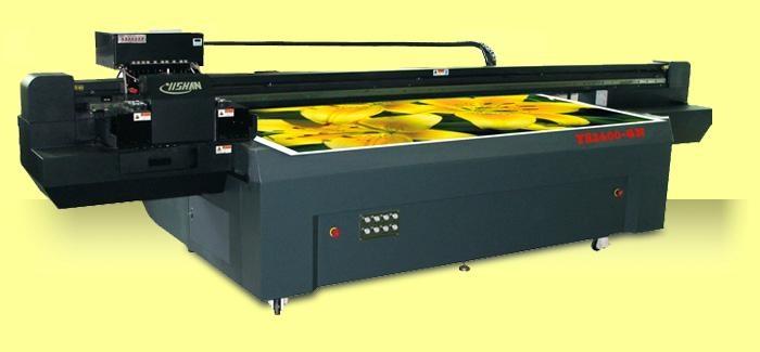 UV数码平板打印机 1
