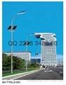 江蘇科華----6M 8M 太陽能路燈  太陽能路燈照明系統 1