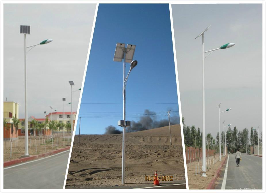 江蘇科華----6M 8M 太陽能路燈  太陽能路燈照明系統 2