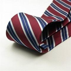滌絲印花領帶