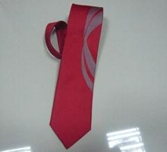 真絲提花領帶