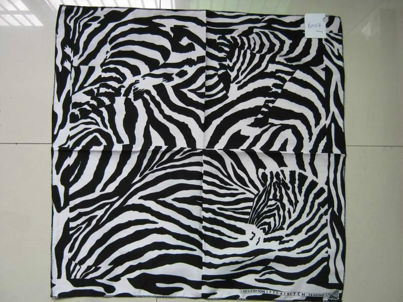 全棉方巾 1