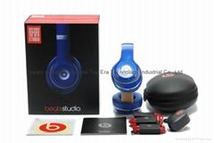2014 New Coming blue beats studio by dr. dre new beats studio audio