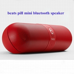 portable wireless mini bluetooth speaker beats pill mini speaker