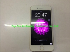 Latest smart mobile iphone 6 with quad core mtk6582 RAM 1G to 4G Aluminum body  (Hot Product - 2*)