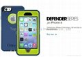 iphone 6 otter case defender best quality made in china