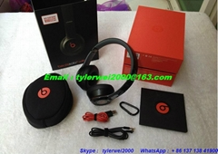 New beats solo 2 wireless by dr.dre with best quality noise cancelling beats