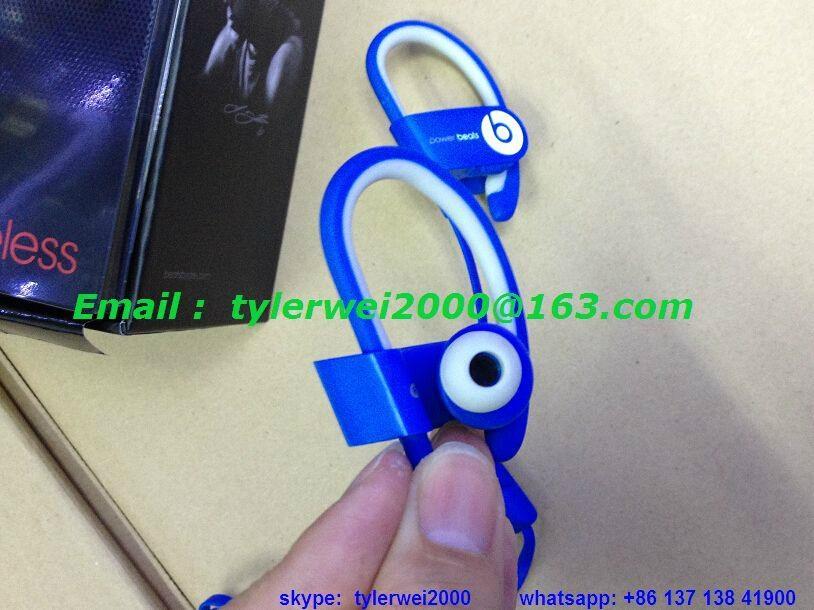blue powerbeats 2 wireless